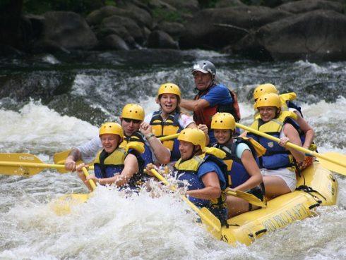 Vadvízi evezés Ausztria folyóin